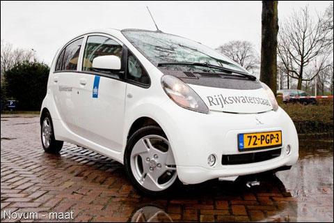 Transport Online Mogelijk Minder Bijtelling Elektrische Auto