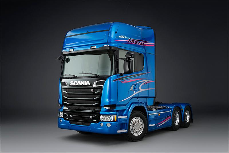Transport online transportnieuws transport online for Interieur camion scania