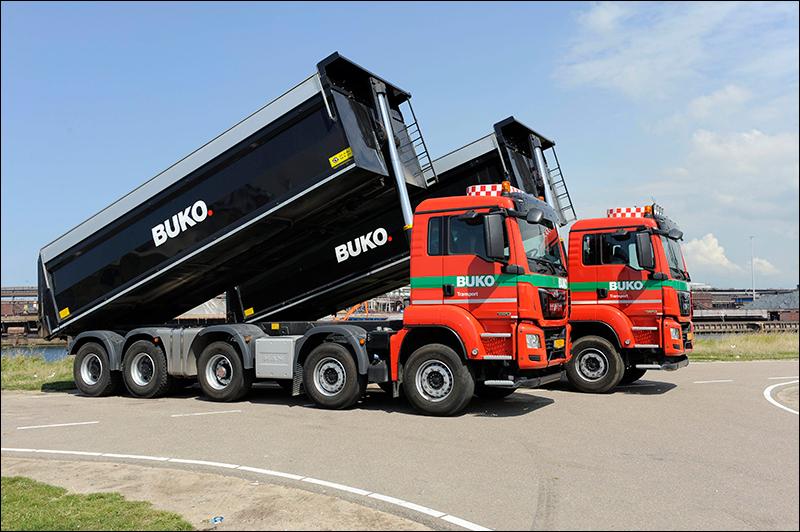 Buko transport beverwijk