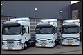 Drie Renault trucks T430 4x2 X-Low voor Prologics Transport
