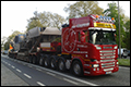 Twee Scania 730 pk V8 zwaartransport trekkers voor Jan Coesens Transport