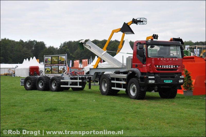 Landbouw transport