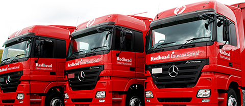 Your phrase redhead international haulage you for