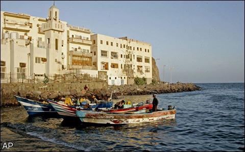 transport online arabische coalitietroepen landen in jemen