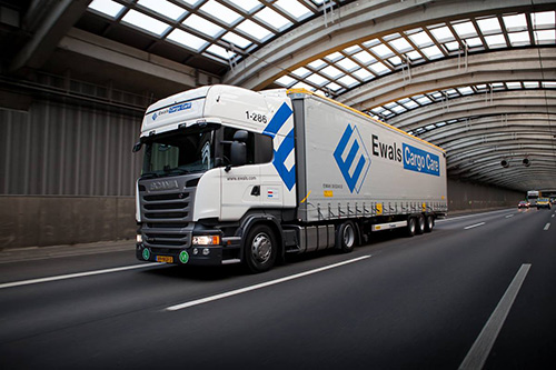 Ewals Cargo Care investeert in 189 nieuwe Euro 6 trucks