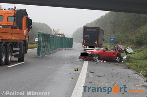 Dodelijk ongeval duitsland gisteren