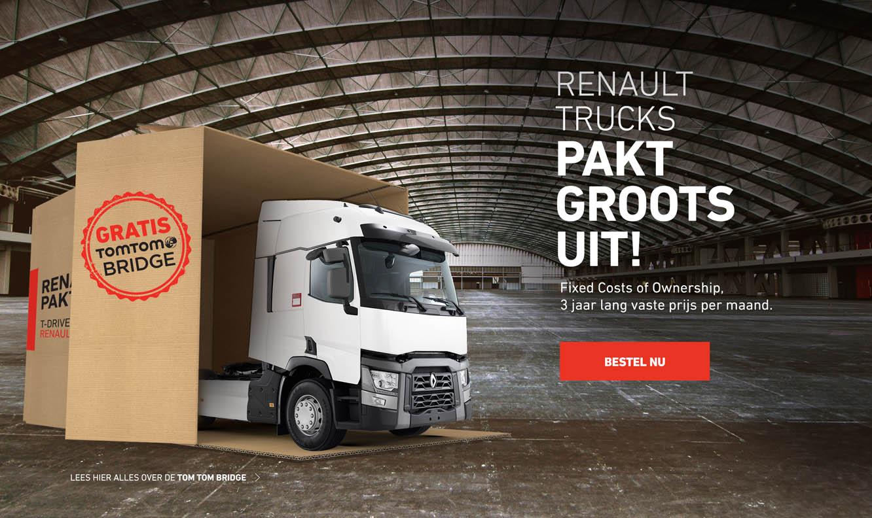 transport online transportnieuws transport online renault trucks introduceert online verkoop. Black Bedroom Furniture Sets. Home Design Ideas