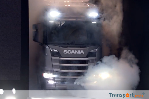 Scania lanceert Next Generation Scania in Parijs [+foto's]