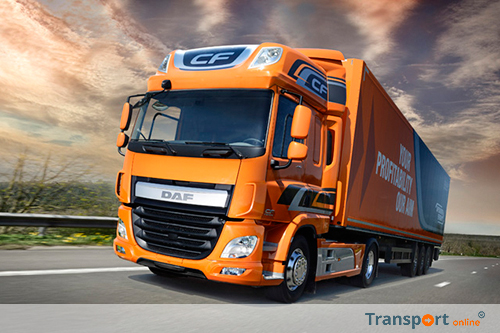 DAF wint drie '2016 Commercial Fleet Awards'