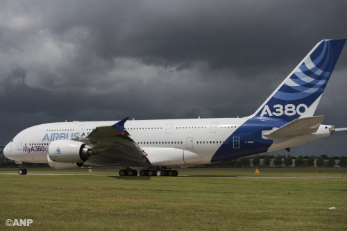 Veel orders Airbus en Boeing in Farnborough
