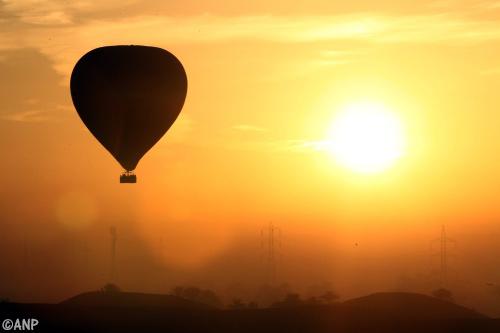 Transport Online - Zestien doden door crash luchtballon VS