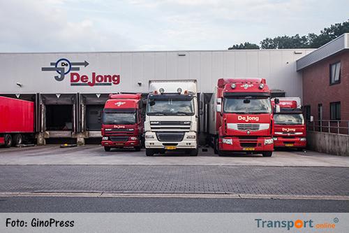 Transport Online - De Jong Transport Op- en Overslag ...