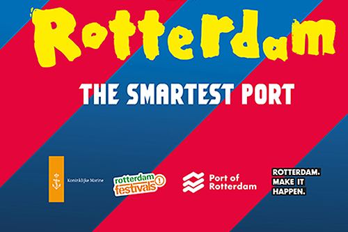 Thema Wereldhavendagen 2016: 'The Smartest Port'
