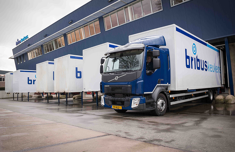 Transport online transportnieuws transport online negen volvo