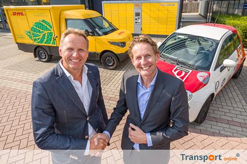 fac6df136c1 Transport Online - DHL Parcel opent nieuw hoofdkantoor in Utrecht
