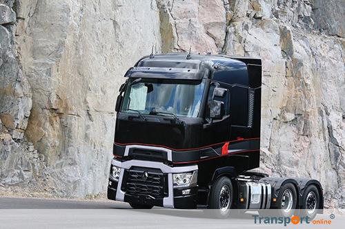 transport online transportnieuws transport online speciale nederlandse renault trucks t. Black Bedroom Furniture Sets. Home Design Ideas
