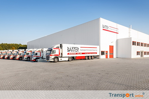 Bakker Transport & Warehousing viert 25-jarig jubileum