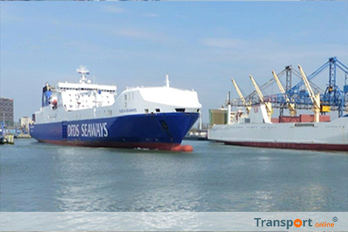 DFDS voegt extra schip toe op vrachtroute Rotterdam-Immingham