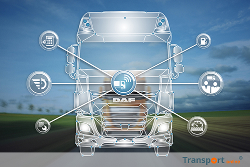 Productinnovaties markeren 'DAF Transport Efficiency'