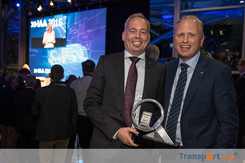 Scania's nieuwe truckgeneratie bekroond met 'International Truck of the Year' award