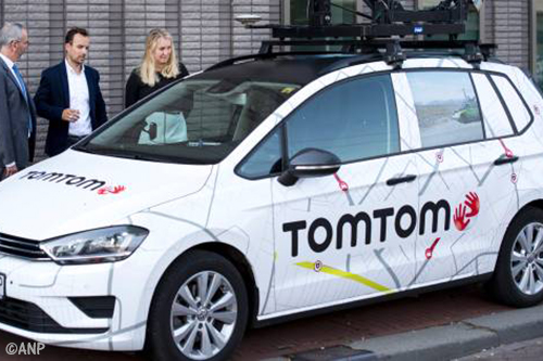 TomTom neemt Duitse start-up over