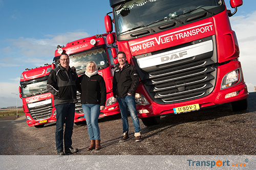 Van der Vliet Transport zet in op DAF First Choice