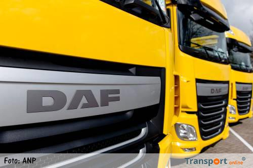 DAF produceert trucks in recordtempo