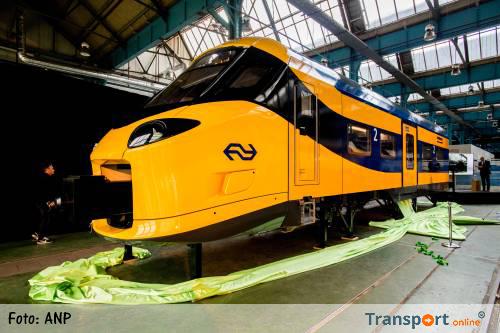 Transport Online Ns Presenteert Ontwerp Nieuwe Intercity