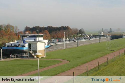 Vaarwegstremming Sluis Amerongen 6 tot 13 november