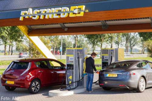 Fastned verliest zaak om laadstations Shell