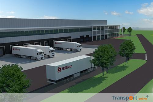 Transport Online - Nieuw distributiecentrum voor Hollister ...