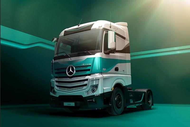 Transport online transportnieuws transport online for Mercedes benz silver star