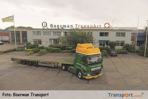 Multifunctionele DAF voor Boerman Transport