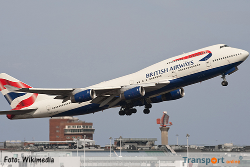 Weer chaos door storing British Airways