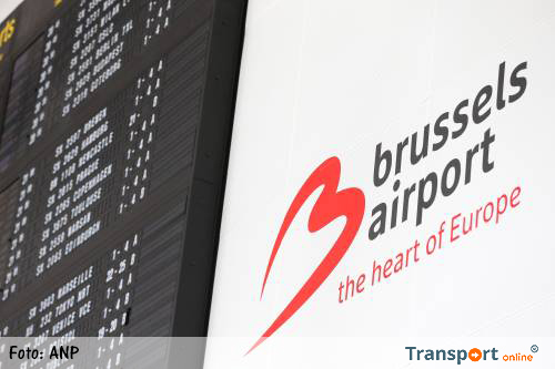 Overlast door staking op Brussels Airport