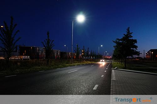duurzame verlichting voor port of moerdijk
