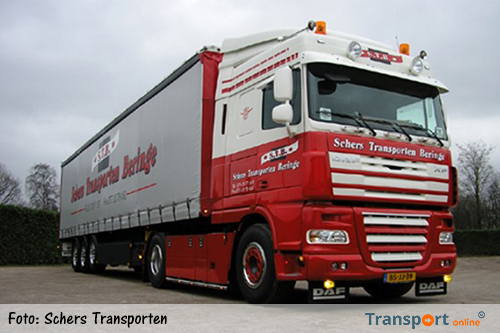 Schers Transporten Beringe failliet