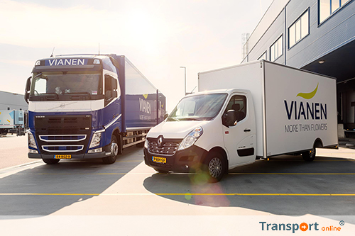 C.J. Vianen continueert partnerschap met Volvo Group Truck Center