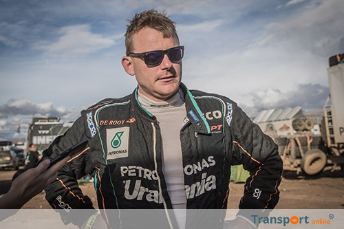 Gerard de Rooy beleeft uitstekende vierde dag in Silk Way Rally [+video]