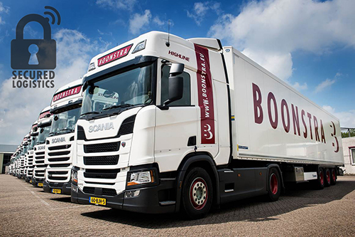 Boonstra Transport behaalt TAPA TSR 1 certificering