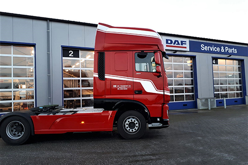 New DAF XF 460 voor De Boer Internationaal Transport