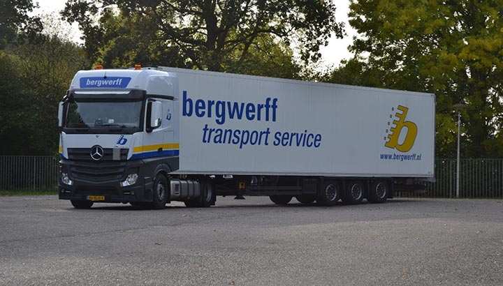 Bergwerff Transport Service behaalt AEO certificaat