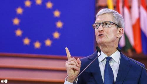 Tim Cook: privacy is mensenrecht