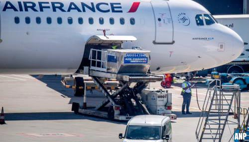 'Air France wil vloot superjumbo's inkrimpen'