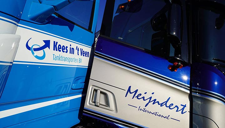 Kees in 't Veen Tanktransport neemt Meijndert Trucking over