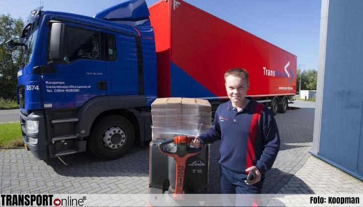 Koopman Logistics Group neemt TransMission Bergen op Zoom over
