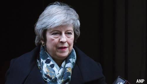 May: brexitstemming in derde week januari
