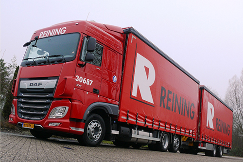 Reining Transport kiest voor de 'International Truck of the Year 2018'