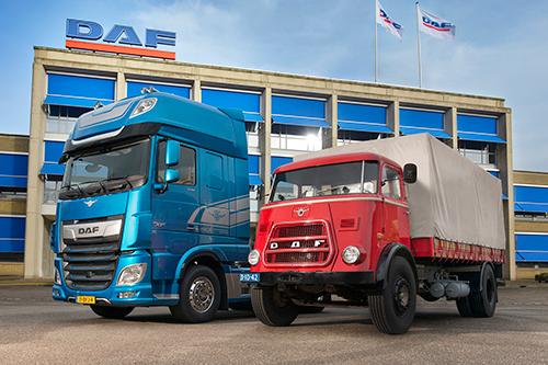 DAF Trucks - 90 jaar innovatieve transportoplossingen