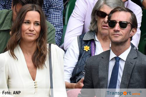 'Pippa Middleton is in verwachting'